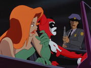 Harley and Ivy are caught