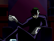 Joker scolds his gang
