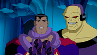 Mongul Superman Black Mercy