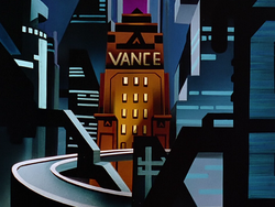 Vance company