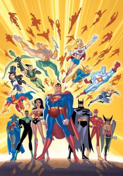 Justice League Unlimited | DC Animated Universe | FANDOM ...