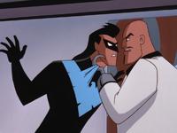 El Gancho snares Nightwing