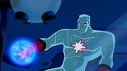 Captain Atom makes a choice