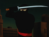 Kyodai's sword