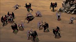 Thanagarian-Gordanian War