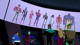 Legionnaires on screen