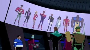 Legionnaires on screen