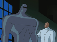 Luthor and Amazo