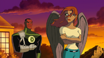 Shayera leaves John