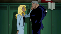 Black Canary and Wildcat
