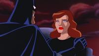 Batman asks Andrea
