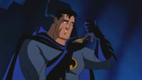 Bruce finds the locket