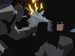 Firefly vs Batman