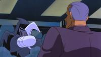 Phantasm pursues Chuckie Sol