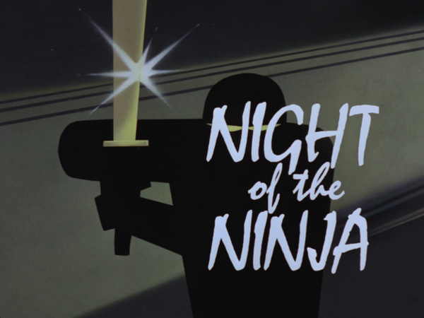 Image result for night of the ninja batman the animated series