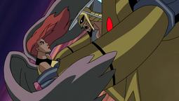 Shayera and Kragger