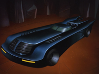 2nd Batmobile