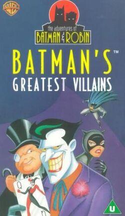AoBaR Batmans Greatest Villains
