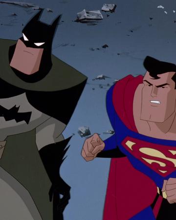 "World's Finest"" | DC Animated Universe | Fandom"