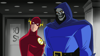 Dr. Destiny and the Flash