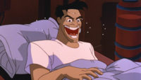 Reeves under Joker's toxin