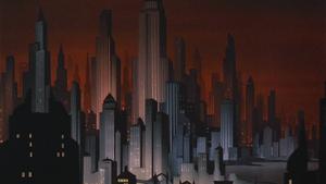 Gotham City (BTAS)