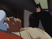 Batman visits Gordon