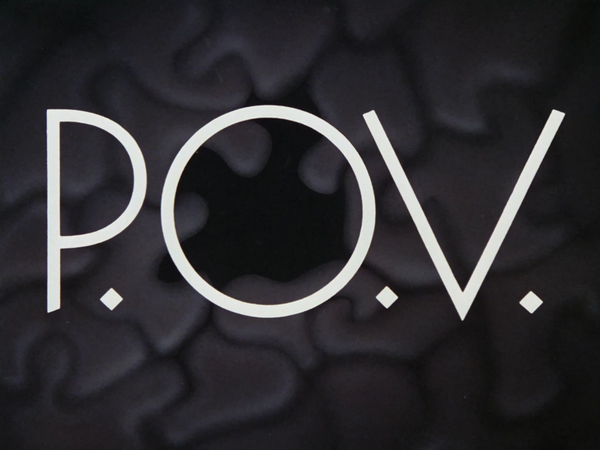 Image result for p.o.v. batman the animated series title card