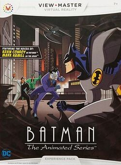 View-Master Batman Animated VR