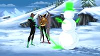 GL snowman