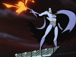 Batman's grappel gun