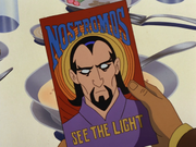 Nostromos' flyer