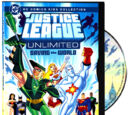 Justice League Unlimited - Saving The World (DVD)