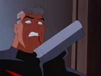 Bruce with gun