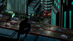Nightwing's cameo