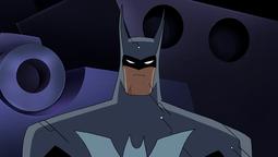 Batman's construct