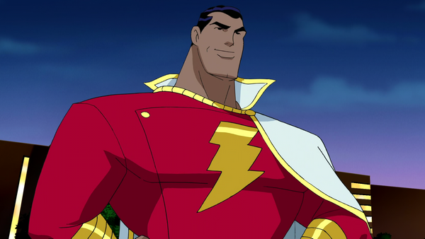 Image result for shazam cartoon