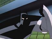 Batman back