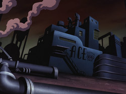 ACE Chemical Plant