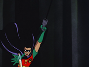Robin snatches the fear toxin