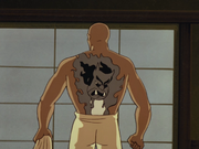 Kyodai's tattoo