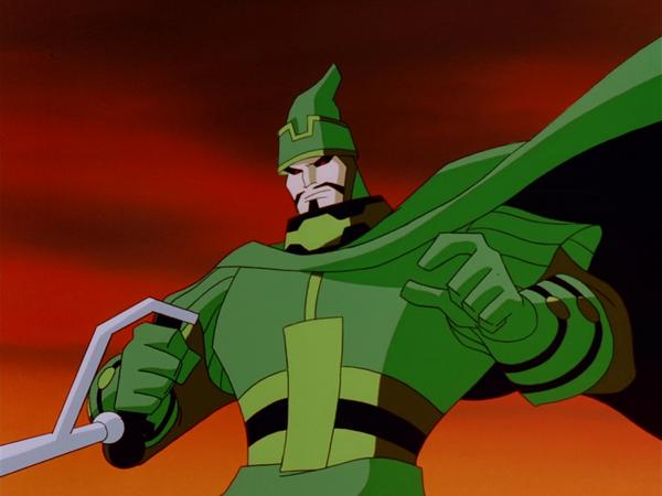 Resultado de imagem para steppenwolf justice league unlimited