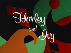 Harley and Ivy-Title Card