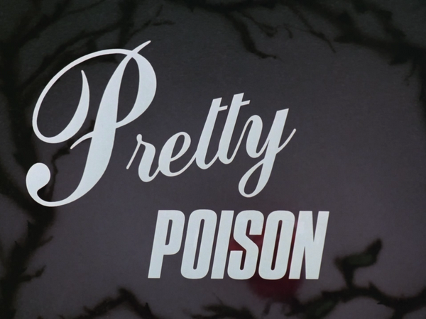 Image result for pretty poison title card