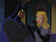 Selina Kyle and Batman