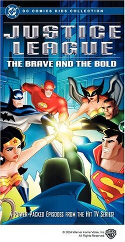 JL Brave and Bold