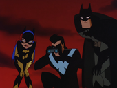Batman and his partners