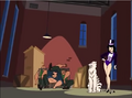 Hold That Tiger Zatanna & his tiger.png