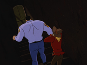 Bolton drags Scarecrow