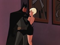 Batman and Cassidy